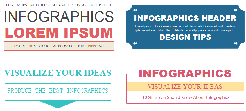 Guidelines to Design a Killer Infographic Header - Image 2