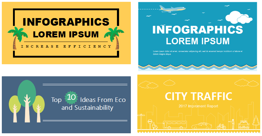 Guidelines to Design a Killer Infographic Header - Image 3