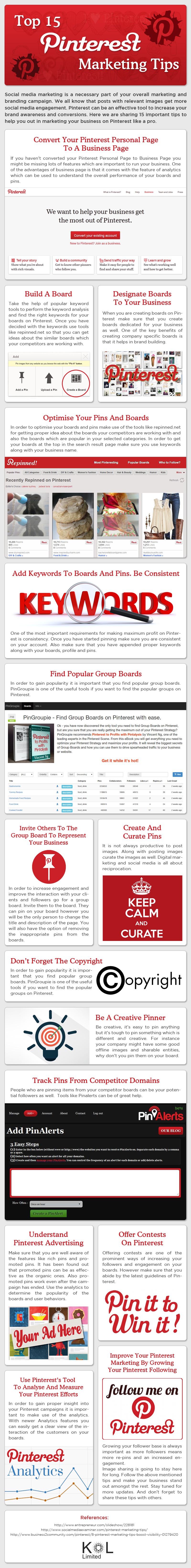 Most Important Pinterest Marketing Tips - Image 1