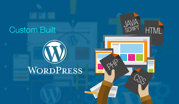 Make Your Brand Stand Out with Custom Built WordPress Website - Image 1
