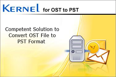 Review of Kernel for OST to PST Converter - Image 1