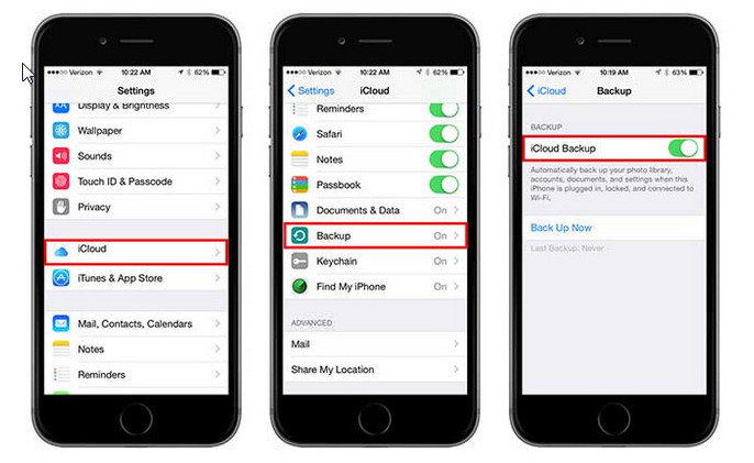 How to Backup iPhone Data Before Upgrading to iOS 10? - Image 3