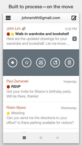 5 of the Best Email Apps for the IPhone - Image 4