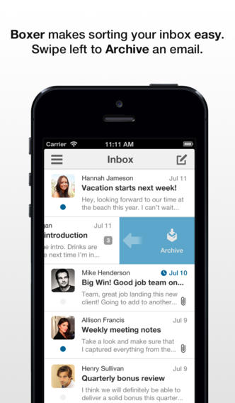 5 of the Best Email Apps for the IPhone - Image 5