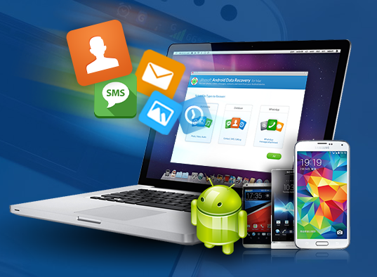 Android Recovery for Mac: Recover Lost Data from Android on Mac - Image 1