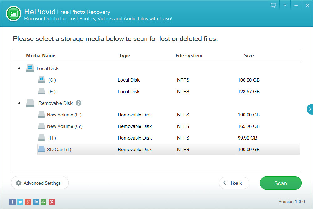 Free Way to Recover Deleted/Formatted/Lost Pictures from SD Memory Card - Image 2