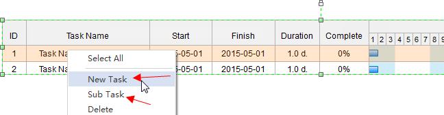 How to Create Gantt Chart - Image 4