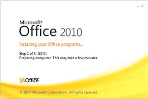 Upgrade and Install Office 2010 for Higher Compatibility - Image 1