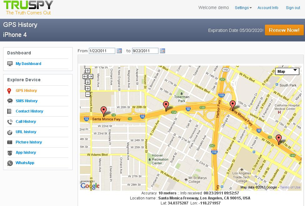TruSpy aids people provide real-time protection for loved-ones and employees - Image 1