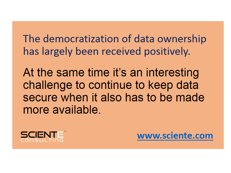 Dealing with Data Democratization - Image 1