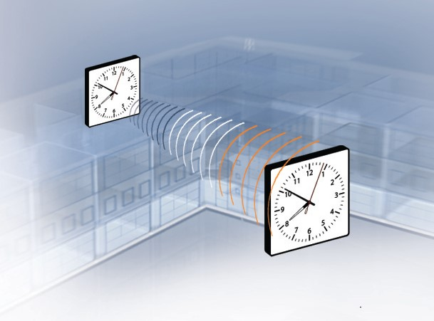 GPS Wireless Clock System - Image 1