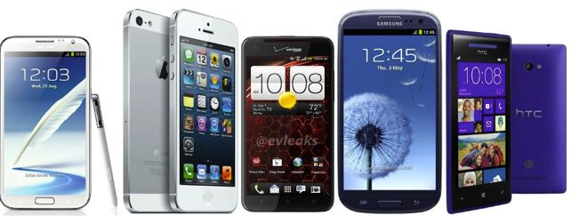 Top 5 Phones for The App Crazy Individual - Image 1