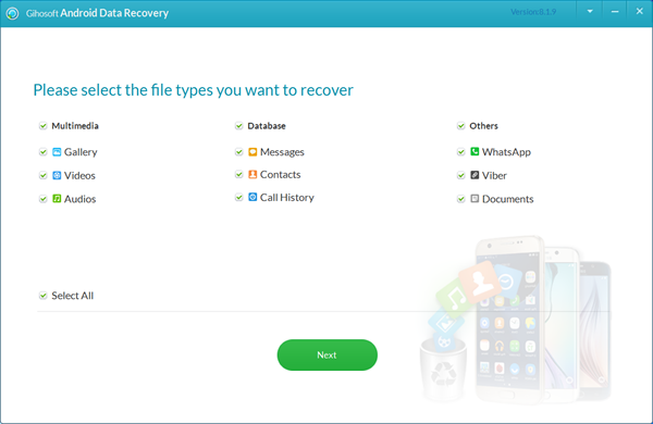 How to Recover Deleted Files from Android Internal Memory - Image 2