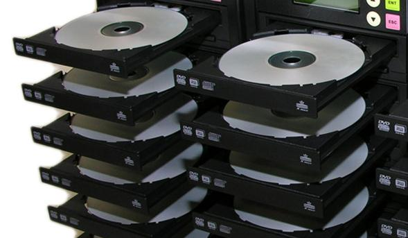 The CD/DVD Duplication Process - Image 1