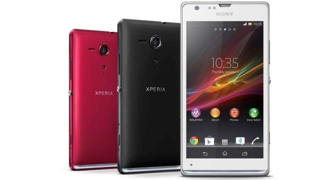 Sony Xperia SP: Product Review - Image 1