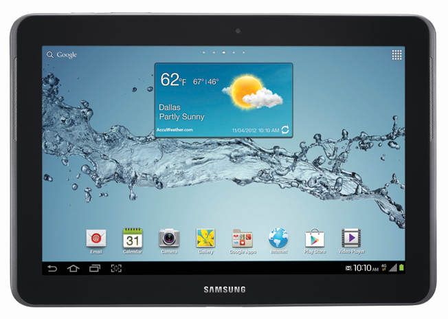Samsung Galaxy Tab 2 10.1: Product Review - Image 1