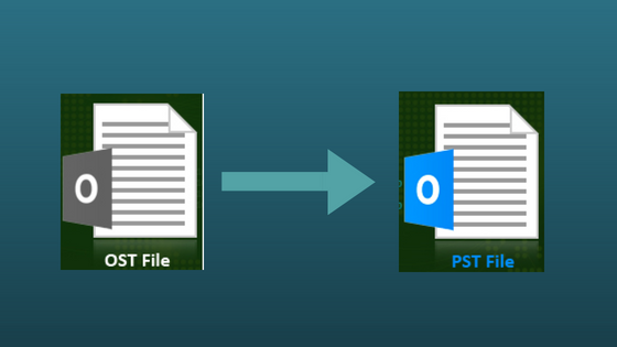 How to Convert OST File to PST in Outlook 2016/2013/2010? - Image 1