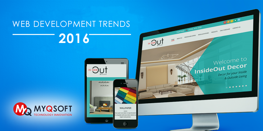 We Should Know About Latest Web Development Trends 2016 - Image 1