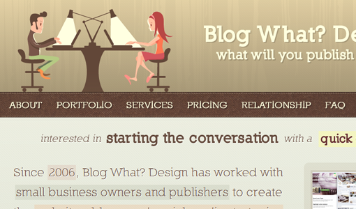 Tips to Create a Striking Website Header Design - Image 7