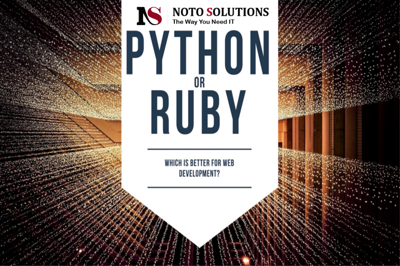 Python Vs Ruby- better for web development Services - Image 1