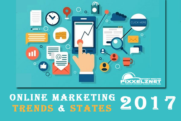 Online Marketing Trends and Statistics to Leverage Online Marketing in 2017-18 - Image 1