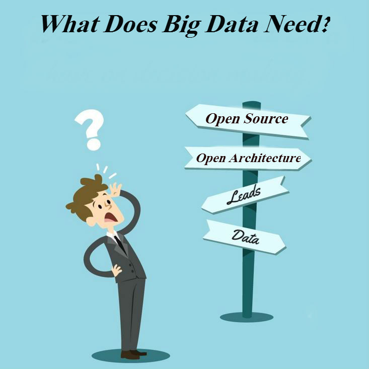 Open Source vs. Open Architecture: What Does Big Data Need? - Image 1