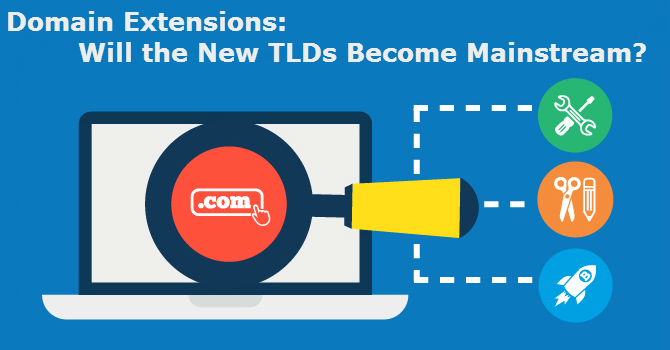 Domain Extensions: Will the New TLDs Become Mainstream? - Image 1