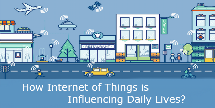 How Internet of Things is Influencing Daily Lives? - Image 1