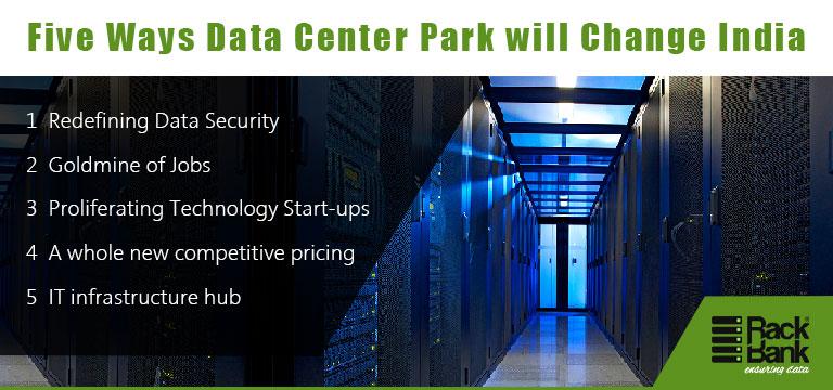 Five ways Data Center Park Will Change India - Image 1
