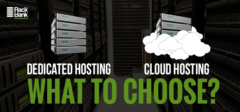 Dedicated Or Cloud Server? What To Choose? - Image 1