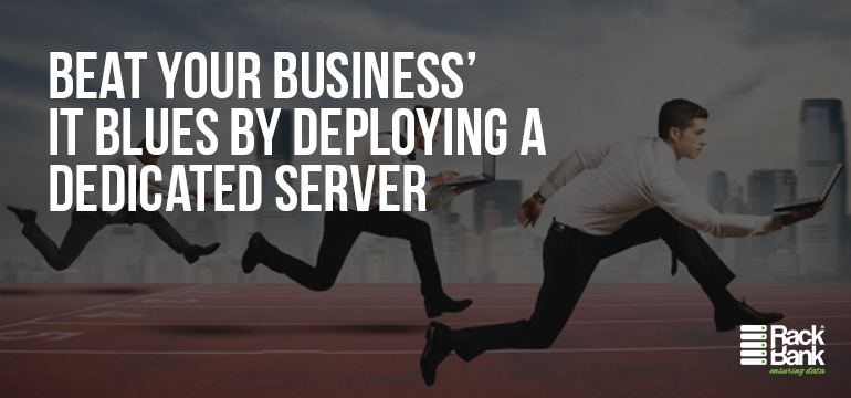 Beat Your Businessâ IT Blues By Deploying A Dedicated Server  - Image 1