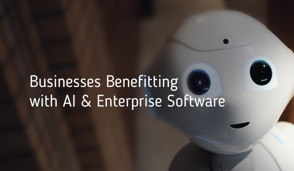 How Businesses are Benefitting with AI & Enterprise Software? - Image 1