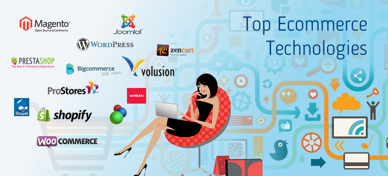 Top Ecommerce Technologies – A Review - Image 1