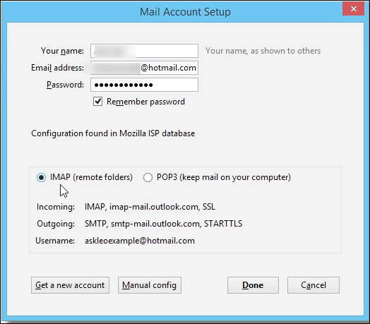 Steps to Perform Hotmail to Thunderbird Migration: Like A Professional - Image 2