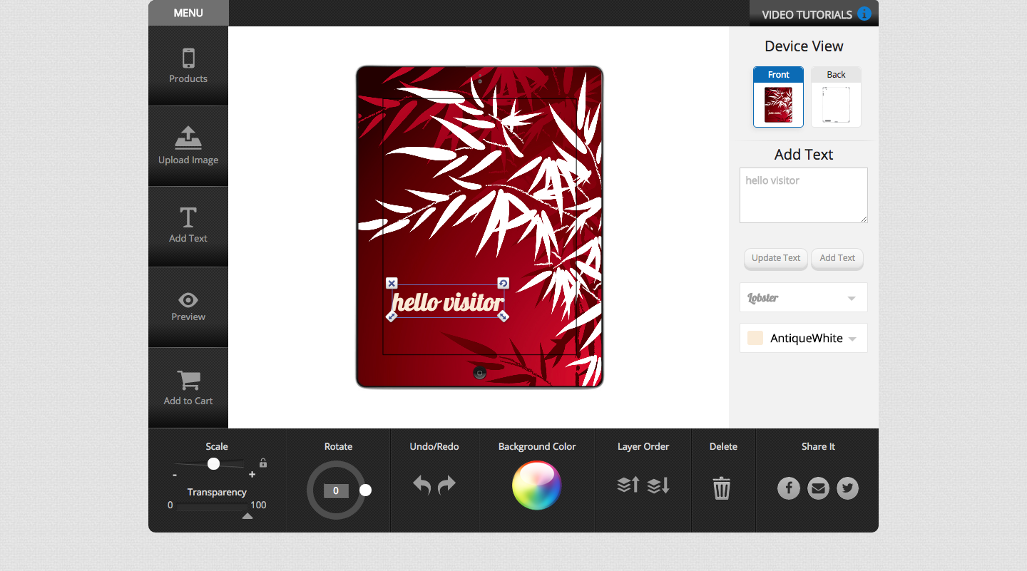 Custom Skin Designing for Coffee Mugs Via Online Tool Is Really Cool - Image 1