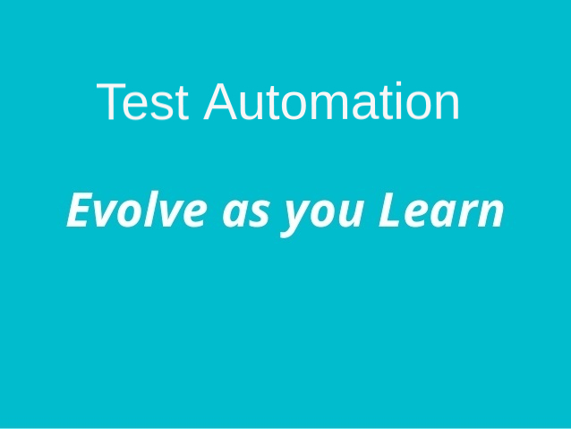 Necessary Principles For Test Automation In Agile Environment - Image 1