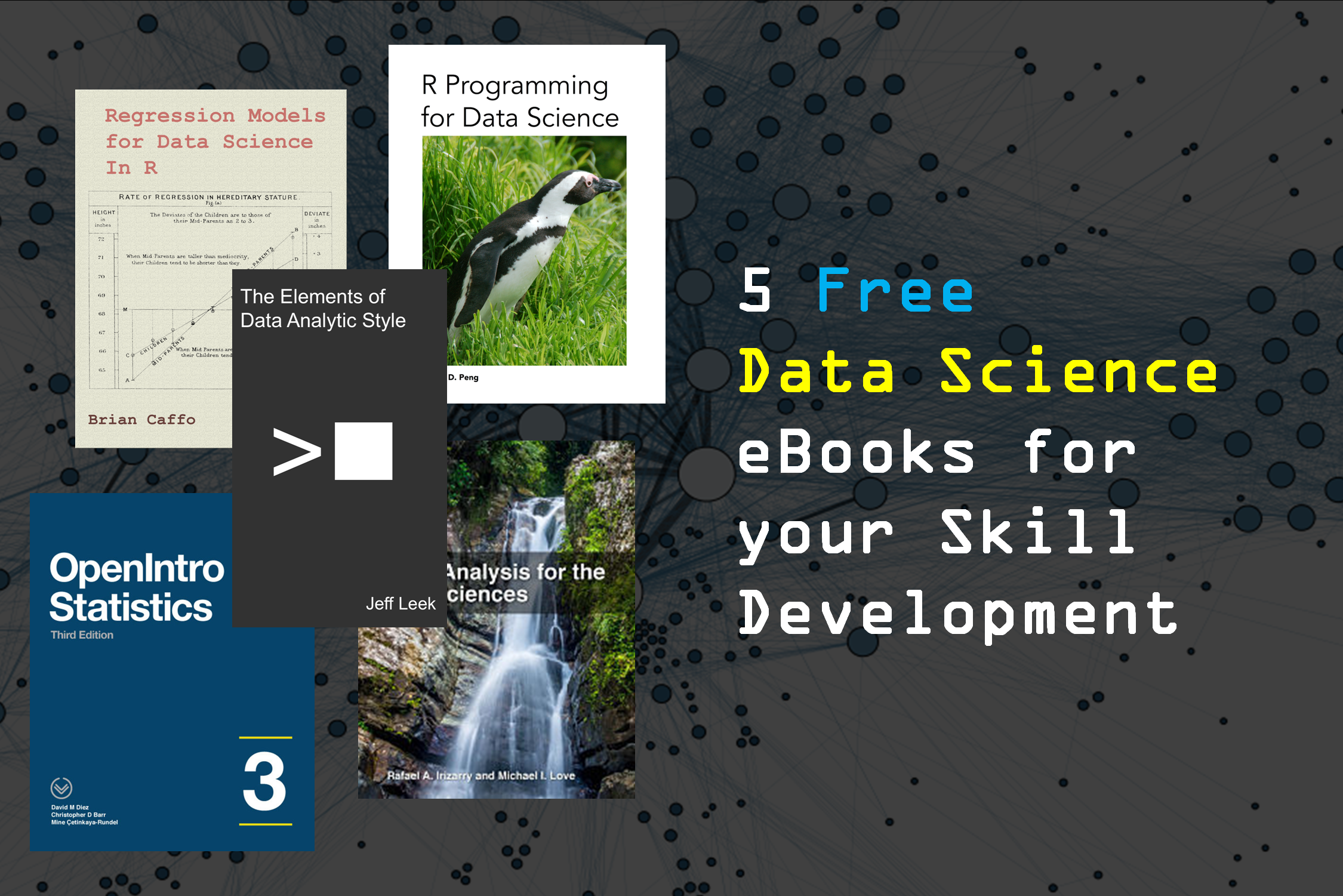5 Free Data Science eBooks for your Skill Development - Image 1