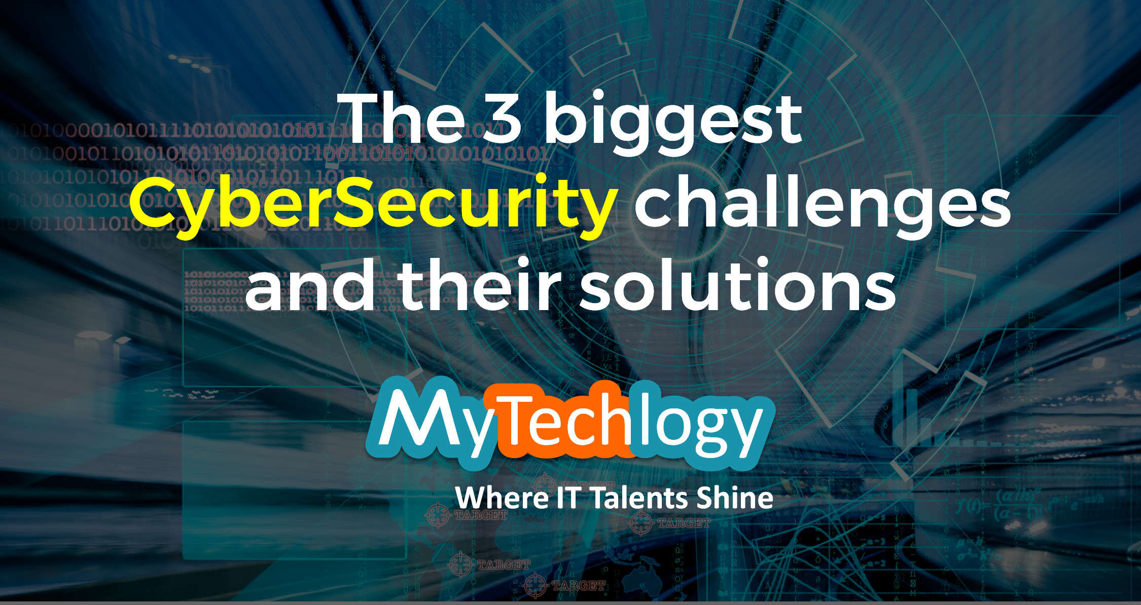 4 solutions to the 3 biggest CyberSecurity challenges - Image 1