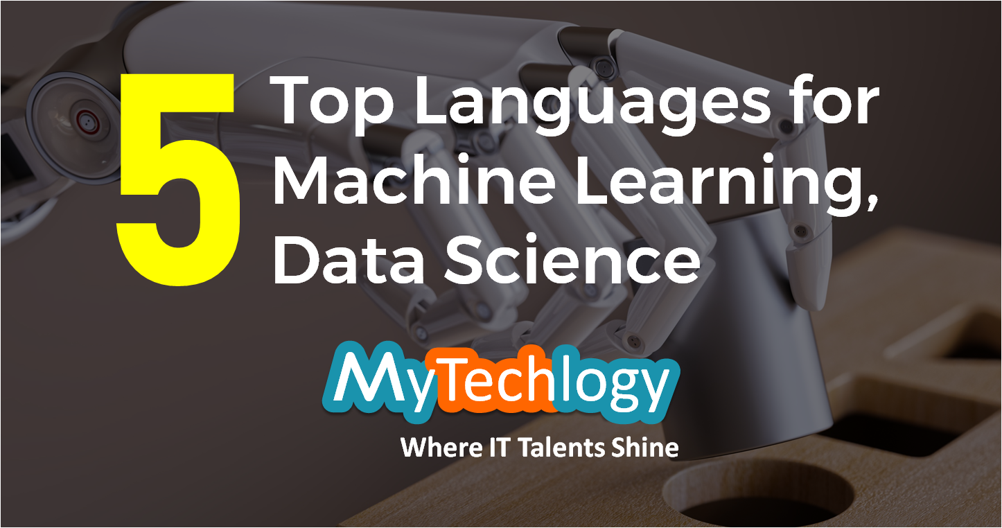 5 Top Languages for Machine Learning, Data Science - Image 1