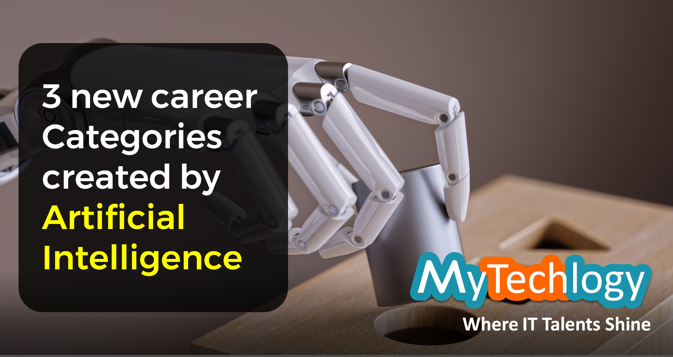 3 new career categories being created by artificial intelligence - Image 1