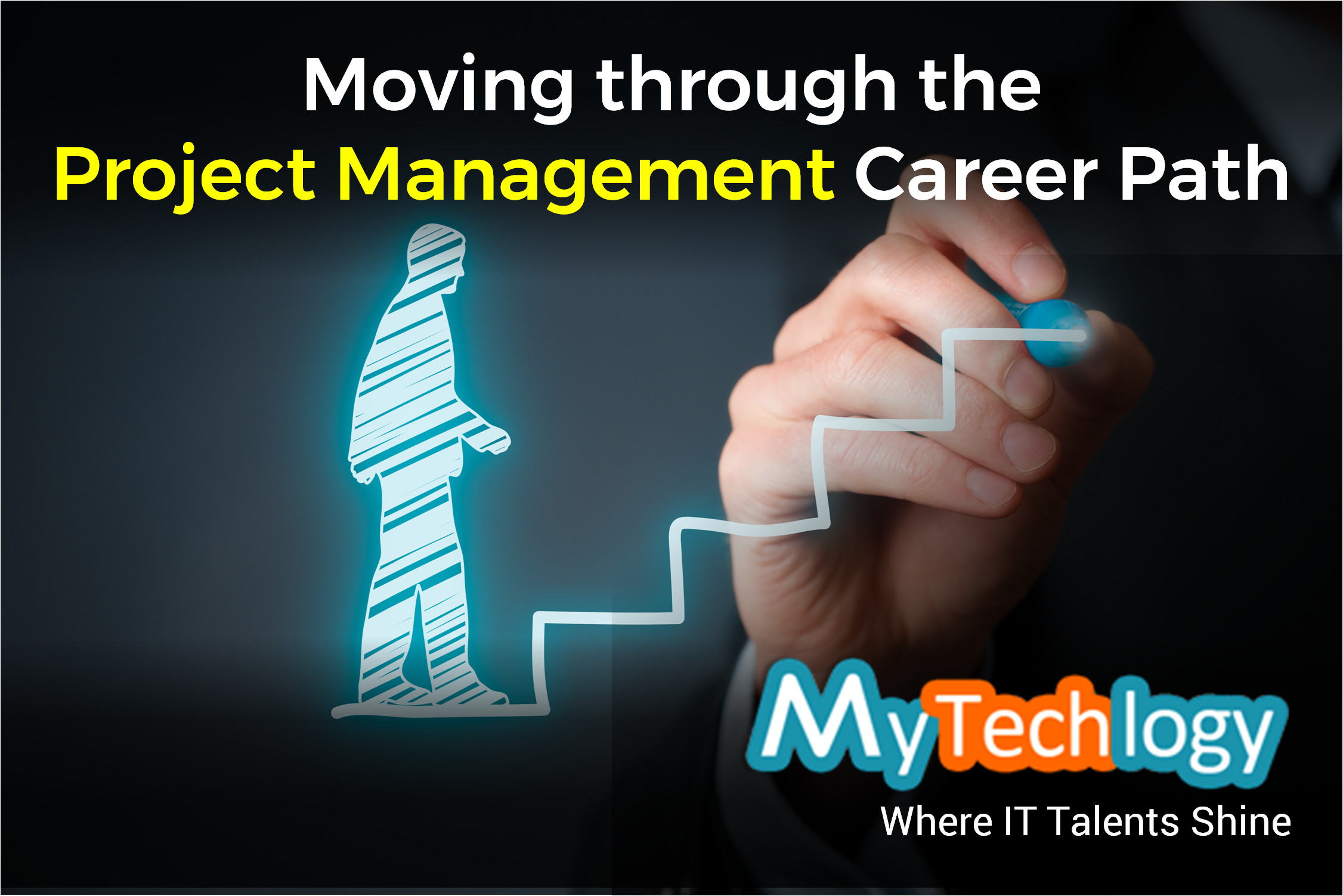 Moving through a project management career path - Image 1