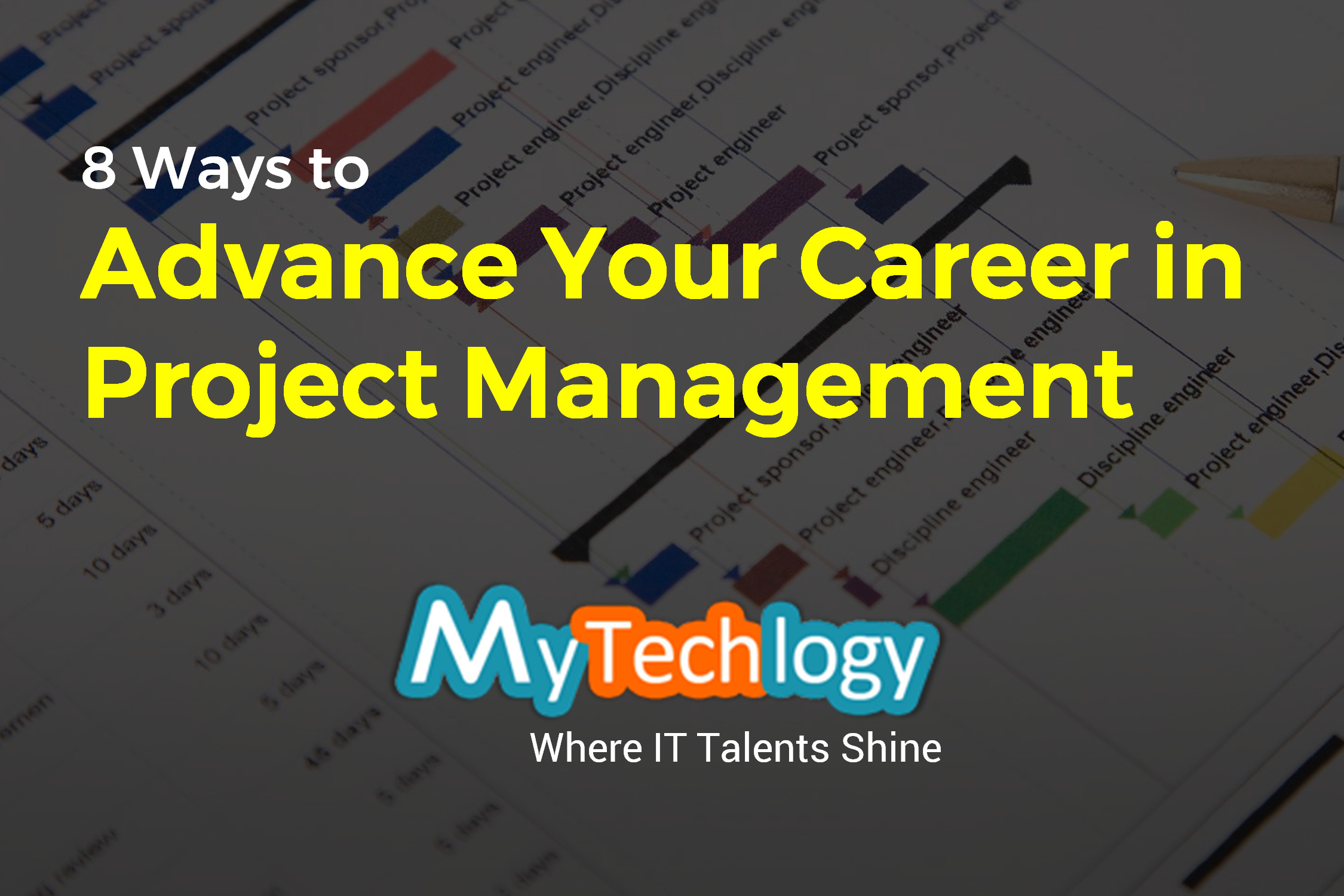 8 Ways to Advance Your Career in Project Management - Image 1