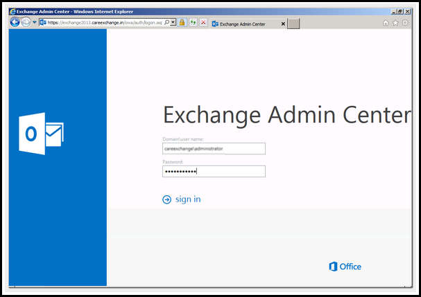 How to Export Mailbox to PST in Exchange 2013 Server Using Exchange Admin Center - Image 2