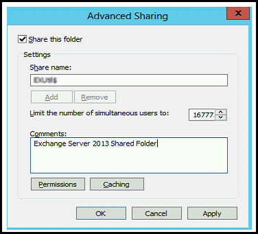 How to Export Mailbox to PST in Exchange 2013 Server Using Exchange Admin Center - Image 3