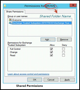 How to Export Mailbox to PST in Exchange 2013 Server Using Exchange Admin Center - Image 4