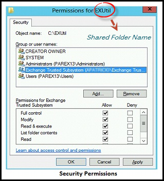 How to Export Mailbox to PST in Exchange 2013 Server Using Exchange Admin Center - Image 5
