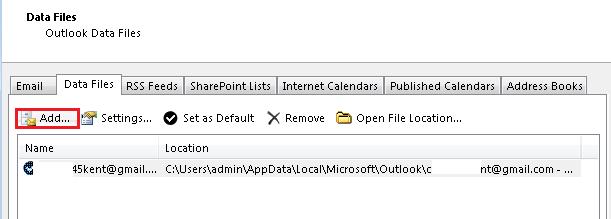 How to Split PST file in Outlook 2016/2013/2010/ 2007 Platform - Image 3