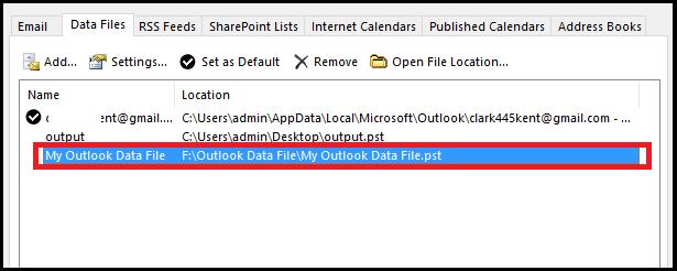 How to Split PST file in Outlook 2016/2013/2010/ 2007 Platform - Image 5