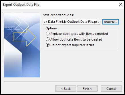 How to Split PST file in Outlook 2016/2013/2010/ 2007 Platform - Image 10