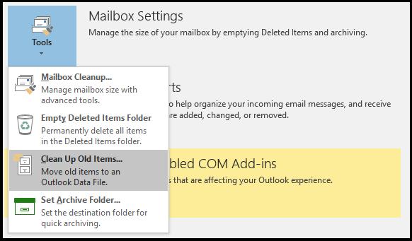 How to Split PST file in Outlook 2016/2013/2010/ 2007 Platform - Image 12